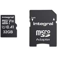 Integral Micro-SDHC-Flash-Speicherkarte V10 32 GB