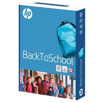 HP Office back to school Kopierpapier A4 80 g/m² Weiß 500 Blatt