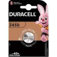 Duracell Knopfzelle Lithium CR2450