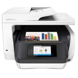 HP Officejet Pro 8720 Farb Tintenstrahl Multifunktionsdrucker