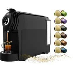 Gratis L'OR Lucente Pro Kaffeemaschine + 1000 L'OR Kapseln Mix