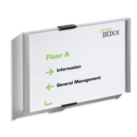 DURABLE Informationsschild Info Sign 148,5 x 210 mm