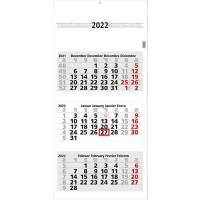 Monatskalender Maxi Light Sonderformat 2021