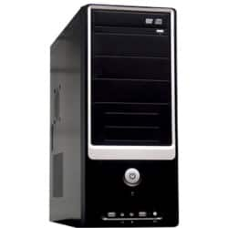 JOY-iT PC Desktop J1900 Intel Celeron J1900 - 2 GHz 500 GB