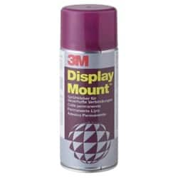 3M Sprühkleber Display Mount™ Transparent 400 ml