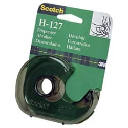 Scotch Handabroller H127 Braun 19 mm x 33 m