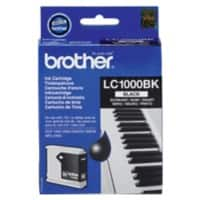 Brother LC1000BK Original Tintenpatrone Schwarz