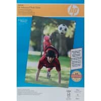 HP Inkjet Fotopapier Advanced A3 250 g/m² Weiß 20 Blatt