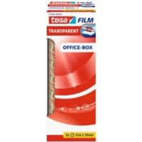 tesafilm Klebefilm 57405 Office Box Polypropylen 19 mm x 33 m Transparent 8 Rollen