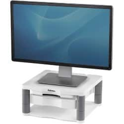 Fellowes Monitorständer Premium Plus Platin