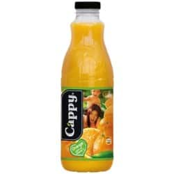 Cappy Fruchtsaft Orange 1L 6 Flaschen à 1 L