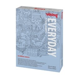 Viking Everyday Kopierpapier A3 80 g/m² Weiß 500 Blatt