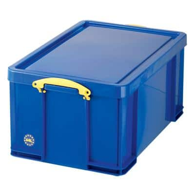 Really Useful Boxes Aufbewahrungsbox Blau 44 x 71 x 31 cm