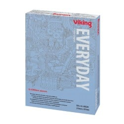 Viking Everyday Kopierpapier A4 80 g/m² Weiß 500 Blatt