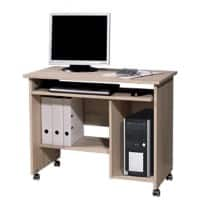 GERMANIA Computertisch 0486-156 Sonoma Eiche-Nb. 90 x 48 x 72 cm