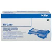 Brother TN-2210 Original Tonerkartusche Schwarz