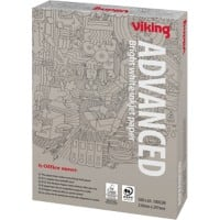 Viking Advanced Inkjetpapier A4 100 g/m² Weiß 500 Blatt