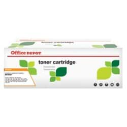 Kompatible Office Depot Brother TN-2120 Tonerkartusche Schwarz