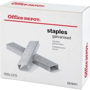 Office depot heftklammern 23 15 1000 heftklammern viking for Office depot bestellen