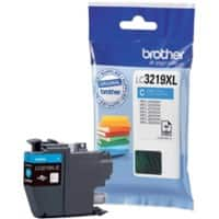 Brother LC3219XLC Original Tintenpatrone Cyan