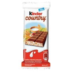 Kinder Schokoriegel Kinder Country 40 Stück