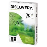 2500 Blatt Discovery Multifunktionspapier 70g//m² DIN-A4 weiß Kopierpapier