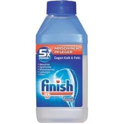 Finish Spülmaschinenreiniger Dual Action 250 ml