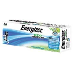Energizer Batterien Eco Advanced AA AA 20 Stück