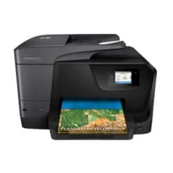 HP Officejet Pro 8710 Farb Tintenstrahl All-in-One Drucker