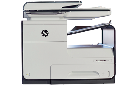 HP Pagewide Pro 477dw Farb Tintenstrahl All-in-One Drucker