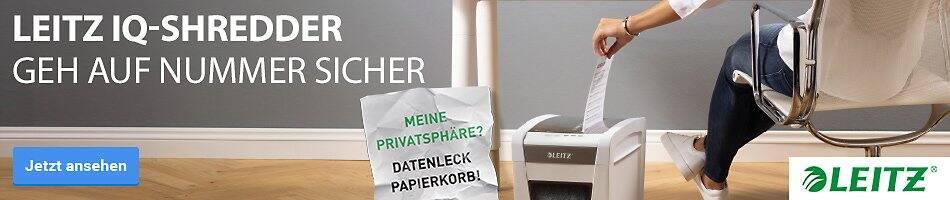 Meine Privatsphäre? Datenleck Papierkorb - Geh auf Nummer sicher!
