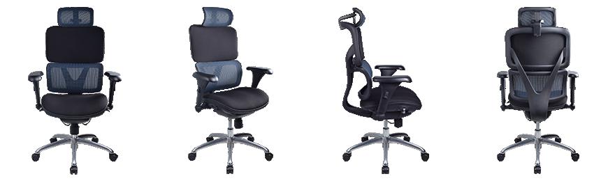 WorkPro Ergonomische stoel Nimbus