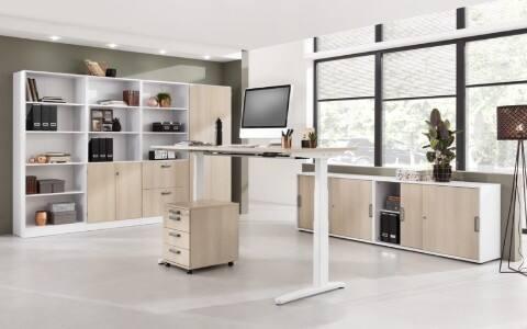 Sitz-Steh-Tisch Serie XBHM