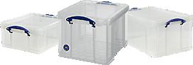 Really Useful Boxes - Perfekt organisiert ins Frühjahr mit unseren Aufbewahrungsboxen!
