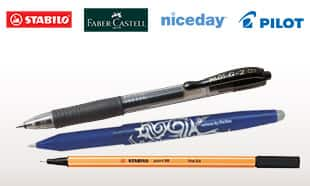 Tintenroller & Fineliner Stifte